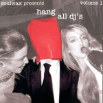 Hang All DJs vol. 1 cover artwork