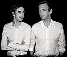 David & Stephen Dewaele